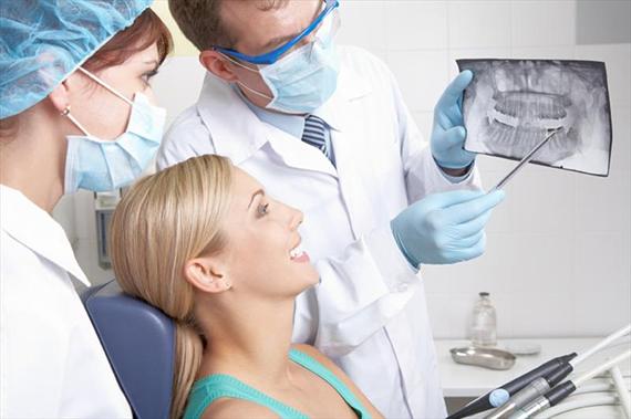 Снимок беременным в стоматологии